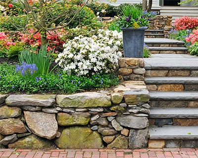 Natural Stone Walls | Reading, Mohnton, Pottstown, Lancaster, PA
