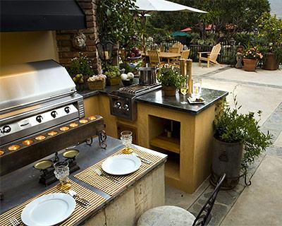 Outdoor Kitchens Fireplaces Reading Mohnton Pottstown
